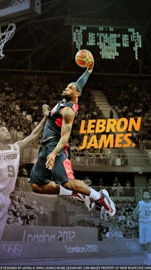 ... basketball wallpaper iphone 6 on wallpaperget com; lebron james ...