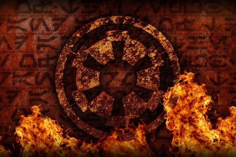 Gallery of: Star Wars Imperial Symbol Wallpaper