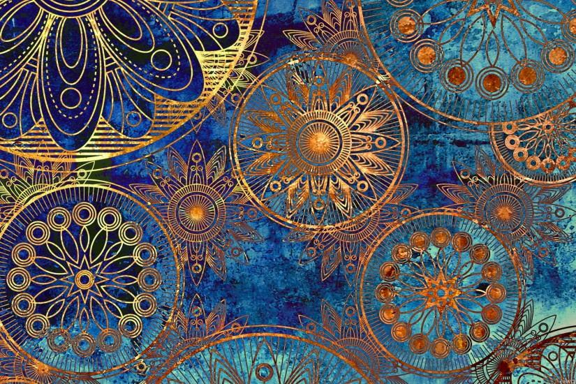mandala wallpaper 1920x1200 for phones