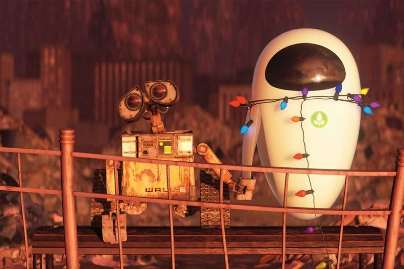 Wall E Wallpaper