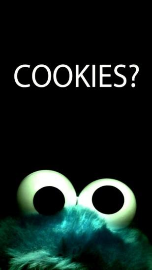 Cookies Cookie Monster iPhone 6 Plus HD Wallpaper ...
