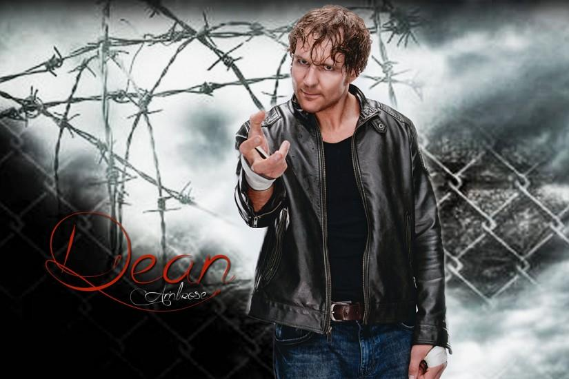 ... Wide Dean Ambrose Wallpapers HD