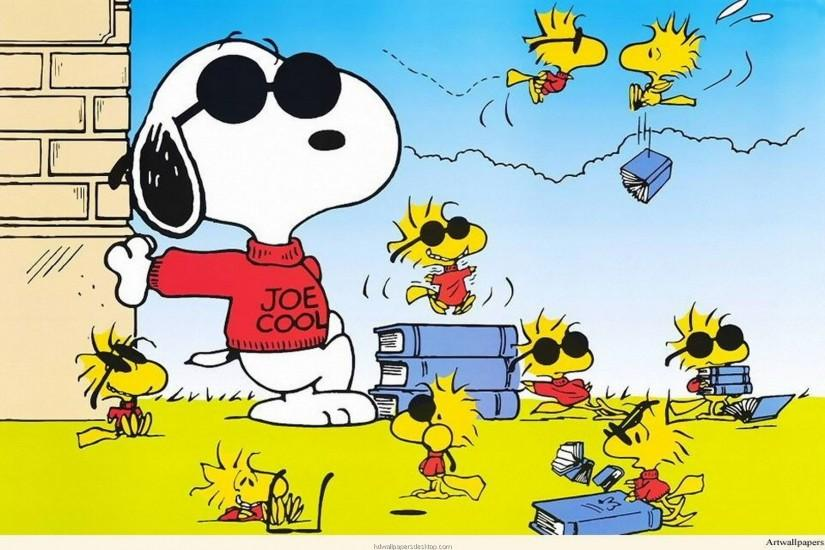 cool snoopy wallpaper 1920x1200