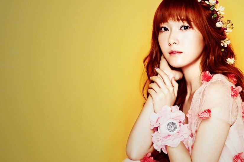 SNSD Jessica 2013 Photoshoot HD Wallpaper