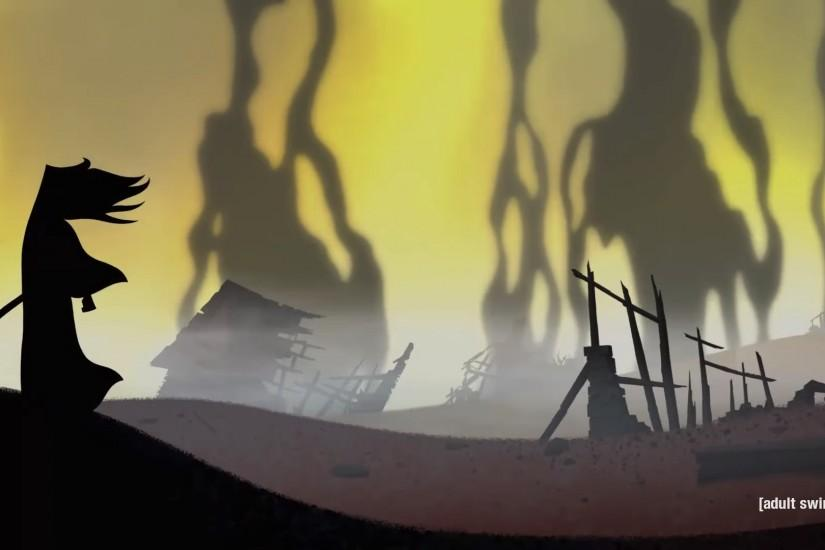 top samurai jack wallpaper 1920x1080