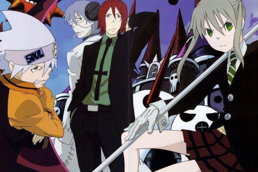 Soul Eater Wallpaper HD Images, Wallpapers, HD Wallpapers, Soul .