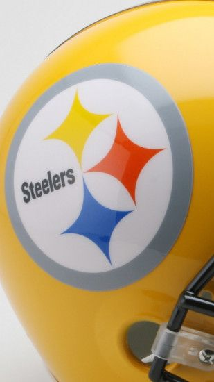 1440x2560 Wallpaper pittsburgh steelers, american football, helmet