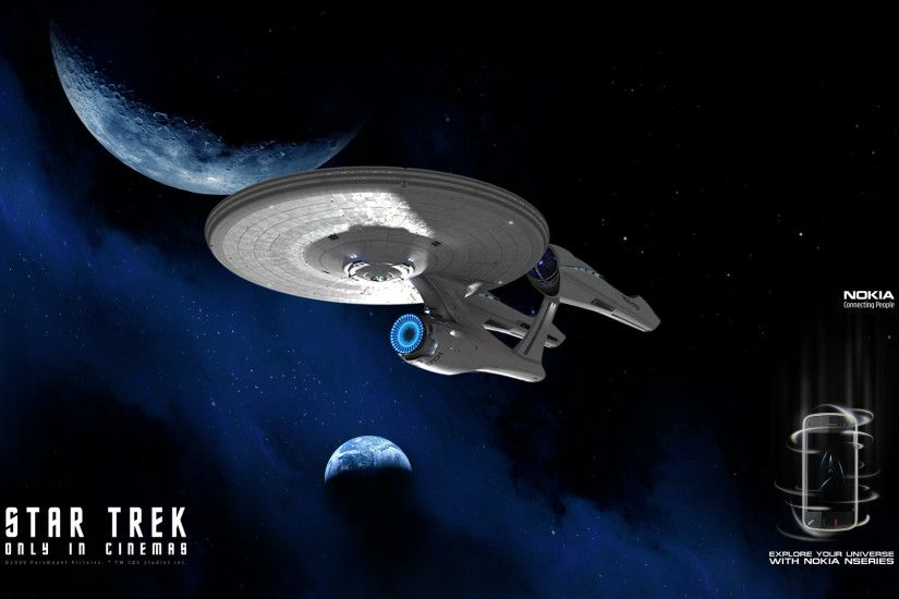 YAN Star Trek Wallpapers 1920x1080 Group (96 ) Enterprise ...