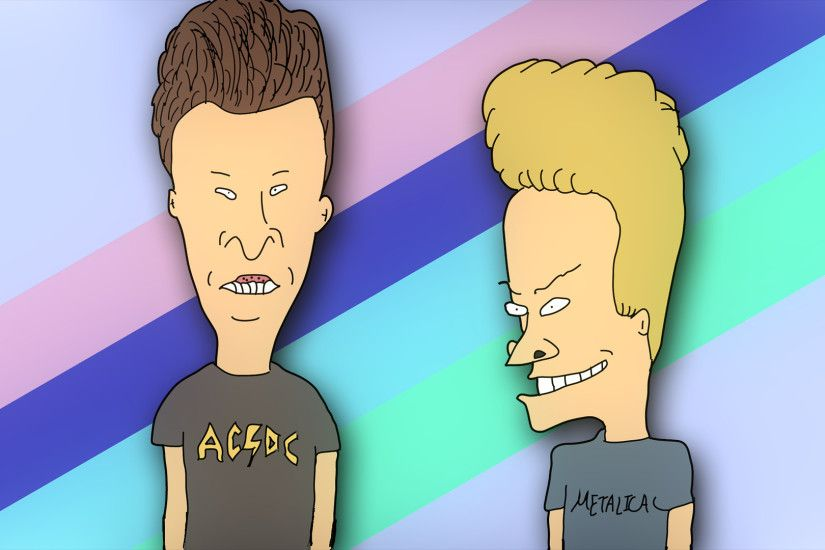 ... Beavis and Butt-Head - Wallpaper by TheSkyFx