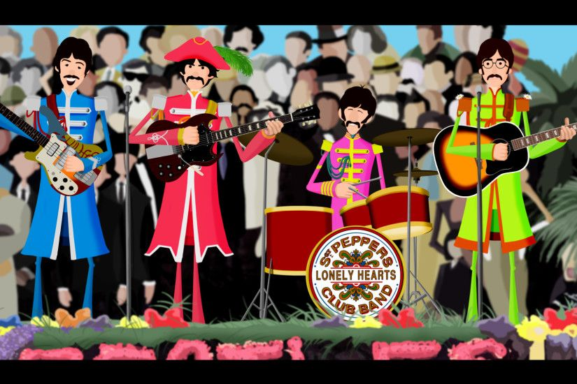 Sgt Pepper by Cranimation Sgt Pepper by Cranimation