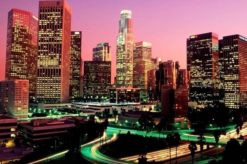 cool los angeles wallpaper 1920x1080