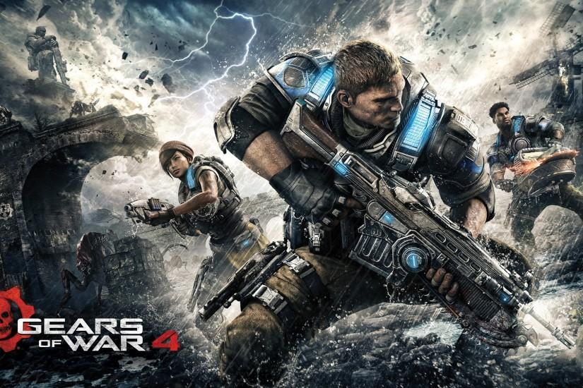 vertical gears of war 4 wallpaper 1920x1080
