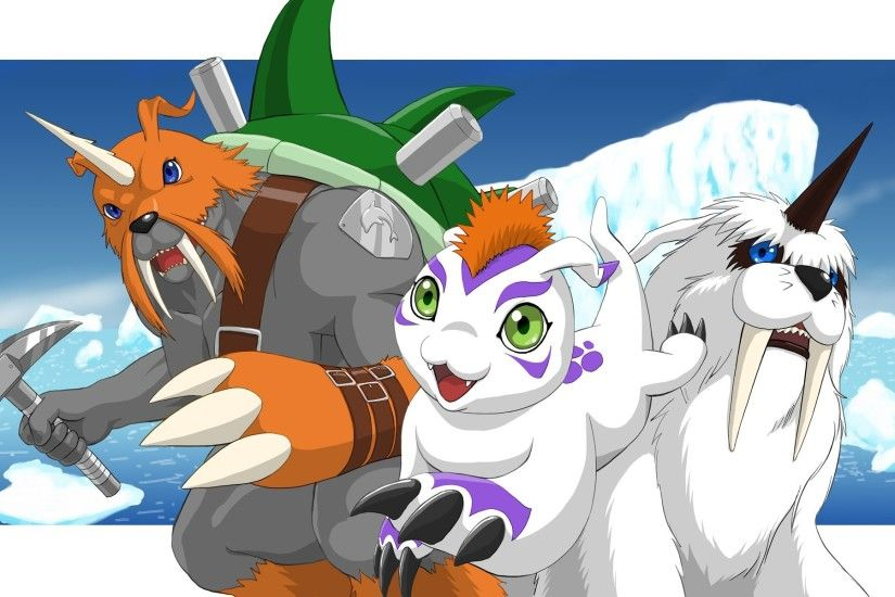 Gomamon Evolution