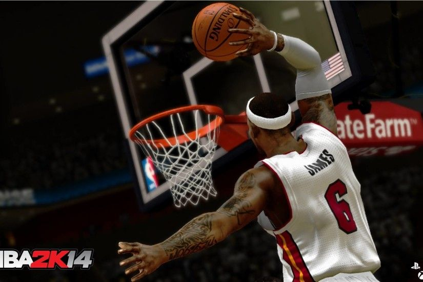 Download Lebron James Dunk Logo Images 6 HD Wallpapers Full Size