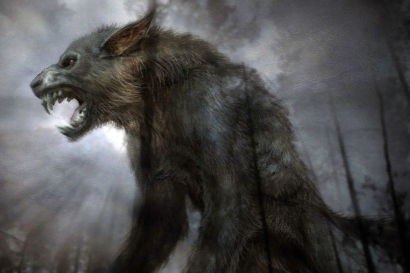Animals For > Werewolf Wallpaper 1920x1080