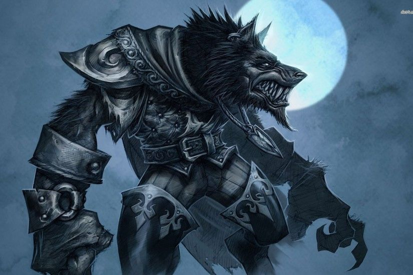 Worgen - World Of Warcraft 718753
