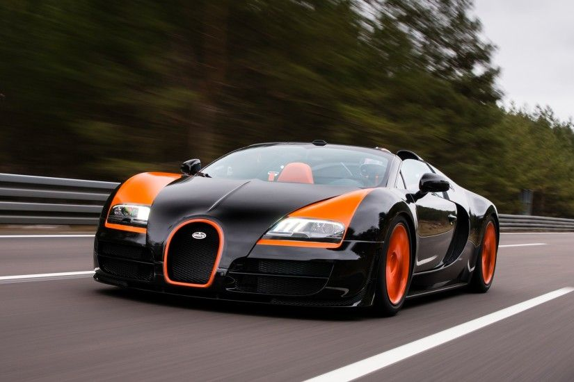 Bugatti Veyron Wallpapers Hd