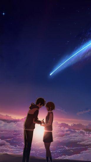 Romantic Anime Wallpaper Wallpapertag