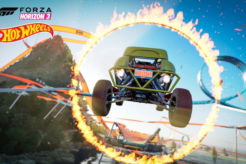 Forza Horizon 3 Hot Wheels expansion Playground Games/Microsoft