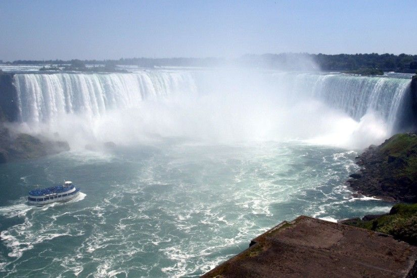 Free Niagara Falls background image | Landscapes wallpapers