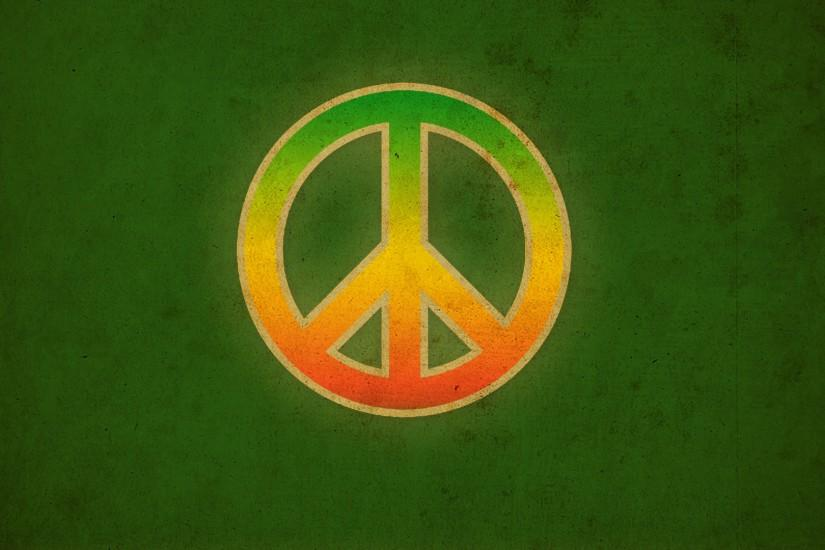Peace Wallpaper Green peace wallpaper