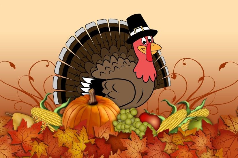 Funny Thanksgiving Wallpaper Free.