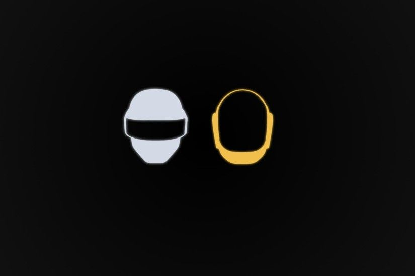Daft Punk Simple Wallpaper