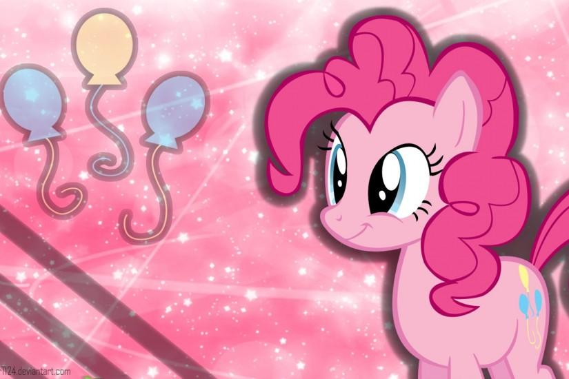 ... Laughter is Magic - Pinkie Pie Wallpaper by SuperT124