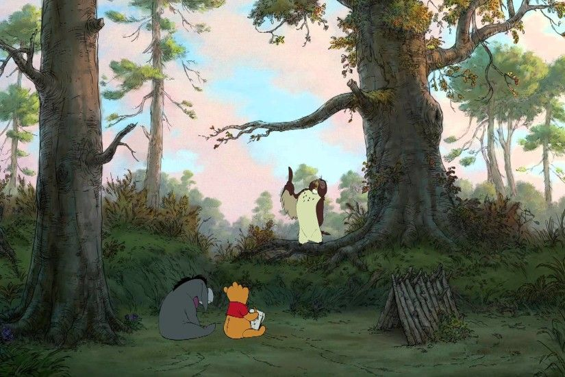 Image result for winnie the pooh forest backgrounds | Layout shmayouts |  Pinterest