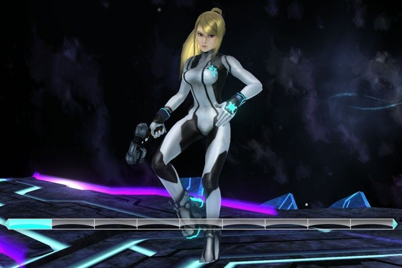 ... Samus Aran Zero Suit Wallpaper 74 images