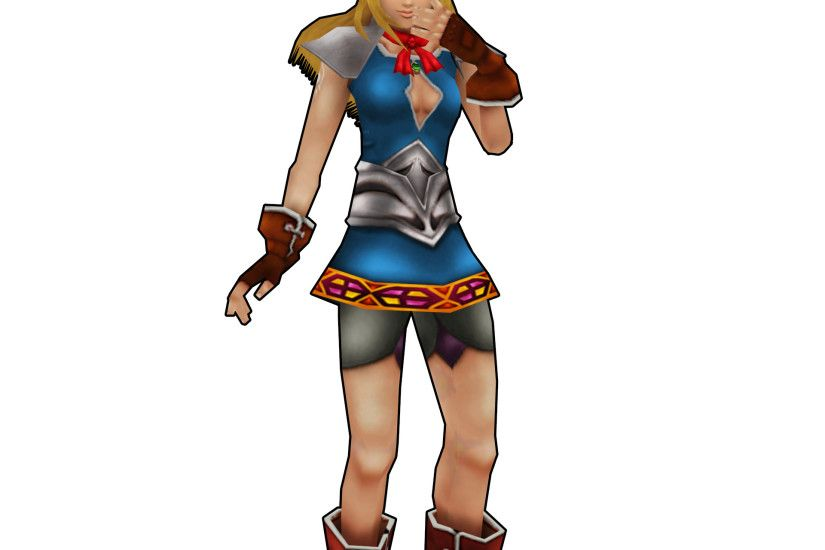 ... Chrono Cross HD: Tia, the sister of the dimension. by 2PlayerWins