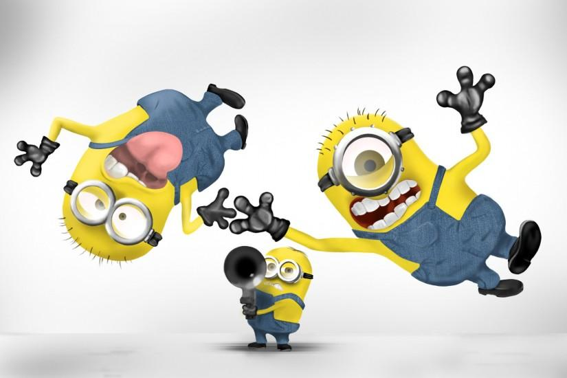 gorgerous minions wallpaper 1920x1080