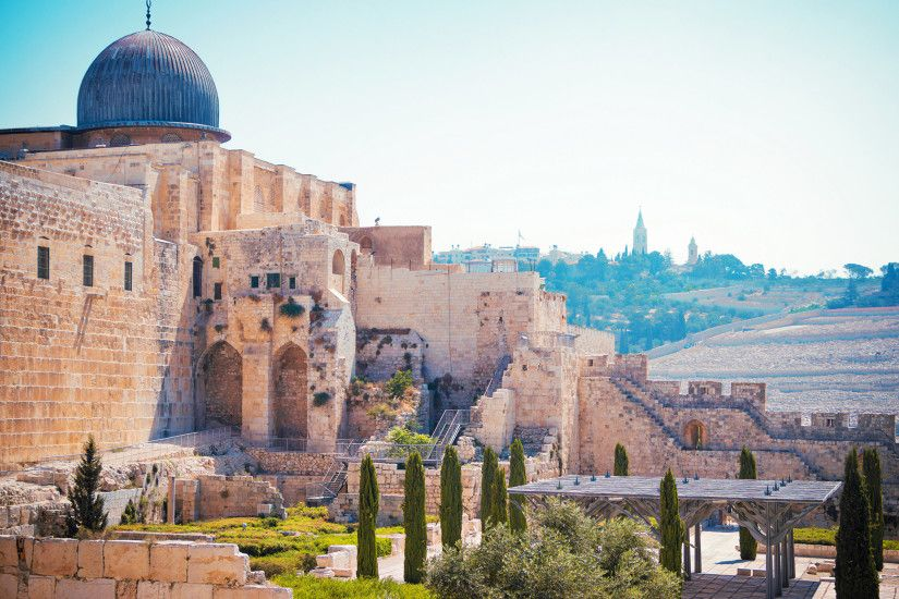 Wallpapers Israel Jerusalem Temples Cities 2560x1600
