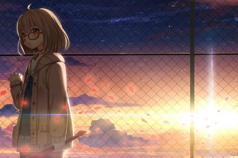 HD Wallpaper | Background ID:499797. 1920x1080 Anime Beyond The Boundary