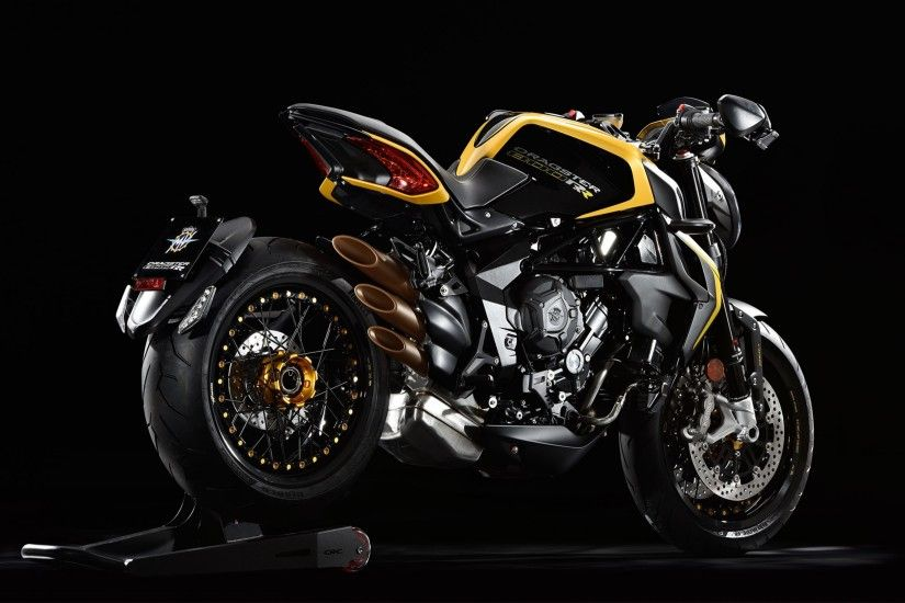 2017 MV Agusta Dragster 800RR Picture 4 HD Motorcycle Wallpaper