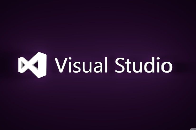 Microsoft Visual Studio HD Wide Wallpaper for 4K UHD Widescreen desktop &  smartphone