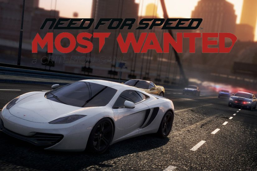 Need For Speed Most Wanted Cars Wallpapers - WallpaperSafari ...