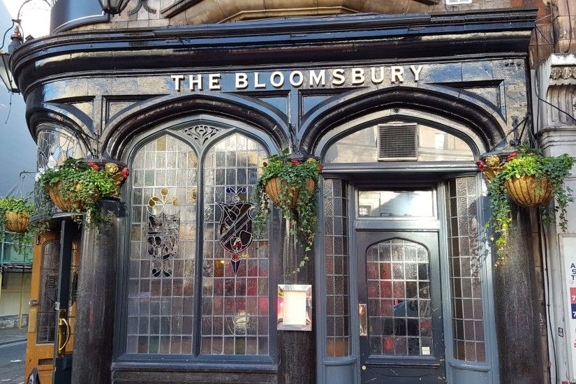 3840x2160 bloomsbury pub, london, london pub, london street 4k wallpaper  and background JPG 1046 kB