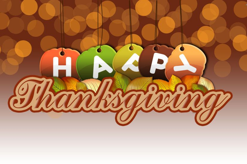 ... Happy Thanksgiving wallpaper 2560x1600 ...