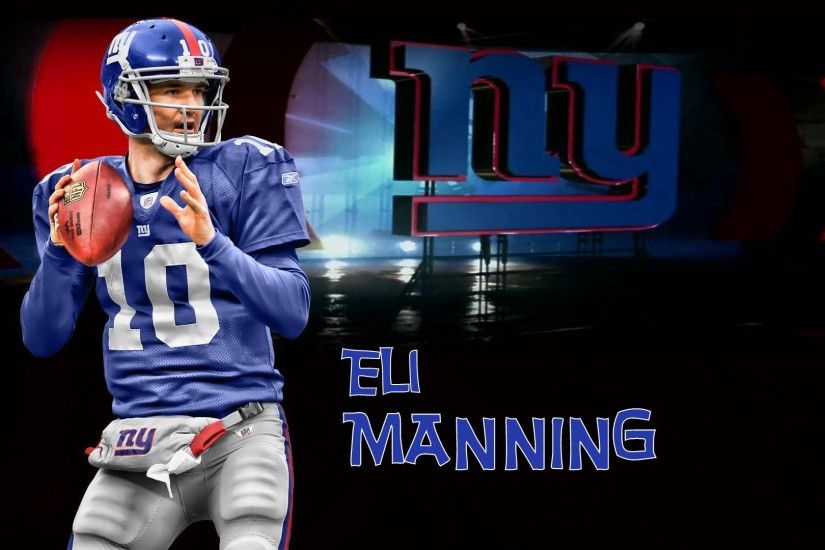 Eli Manning Wallpapers HD Free Download.
