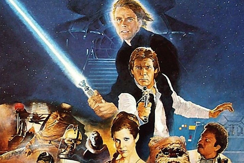 10 Films From The 80s – Part 4 Of 10: Star Wars Episode VI Return Of The  Jedi (1983)