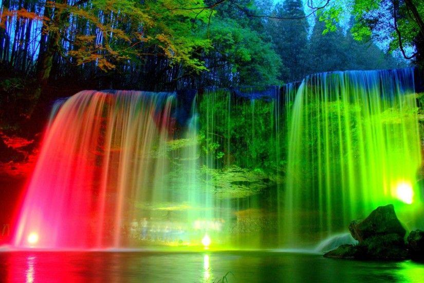 Waterfalls HD Wallpapers 1