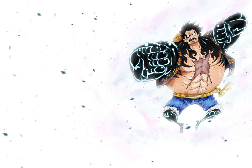 Anime - One Piece Monkey D. Luffy Wallpaper