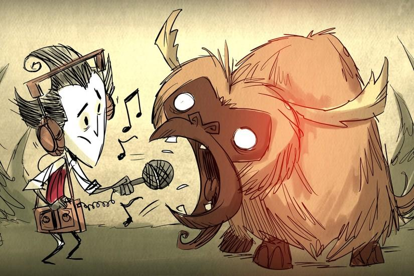 Image - Beefalo Song Promo.png | Don't Starve game Wiki | Fandom powered by  Wikia