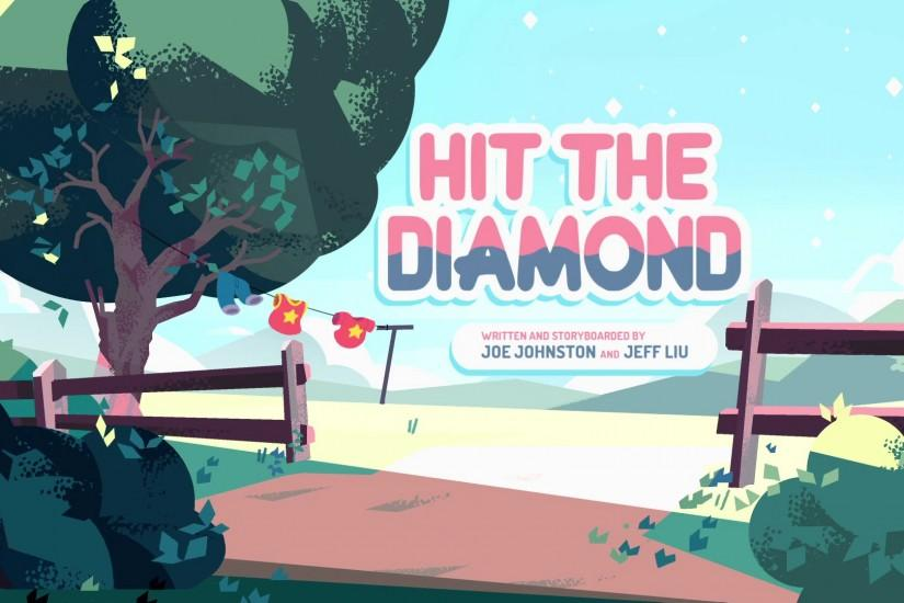 Steven and the Gems engage in an old-fashioned game of baseball.