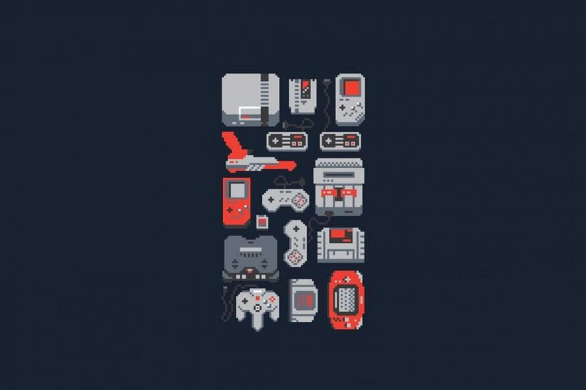 Retro Gaming Wallpapers Images