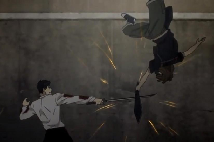 Annotated Anime: GANGSTA episode 5