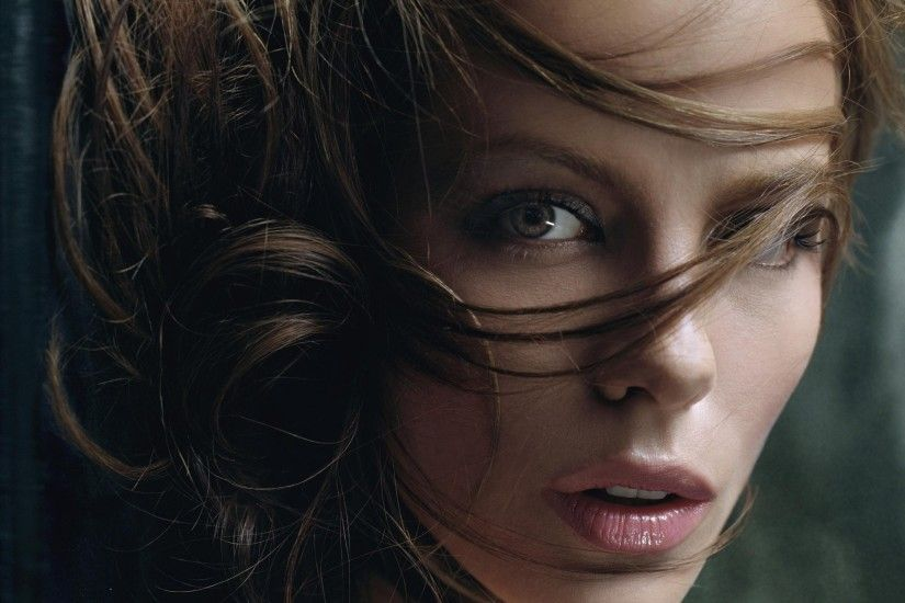 Kate Beckinsale Face 1920×1200