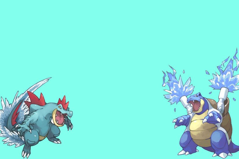 Pokemon Blastoise 1920x1200 Wallpaper 879877