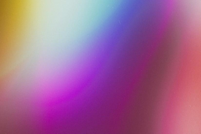 Some color manipulation, various blurs, grain, and dust/scratches led to  this slightly worn, faded-looking rainbow (click for full size, 3440×1440).